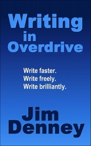 Book 1 Writing In Overdrive - medium
