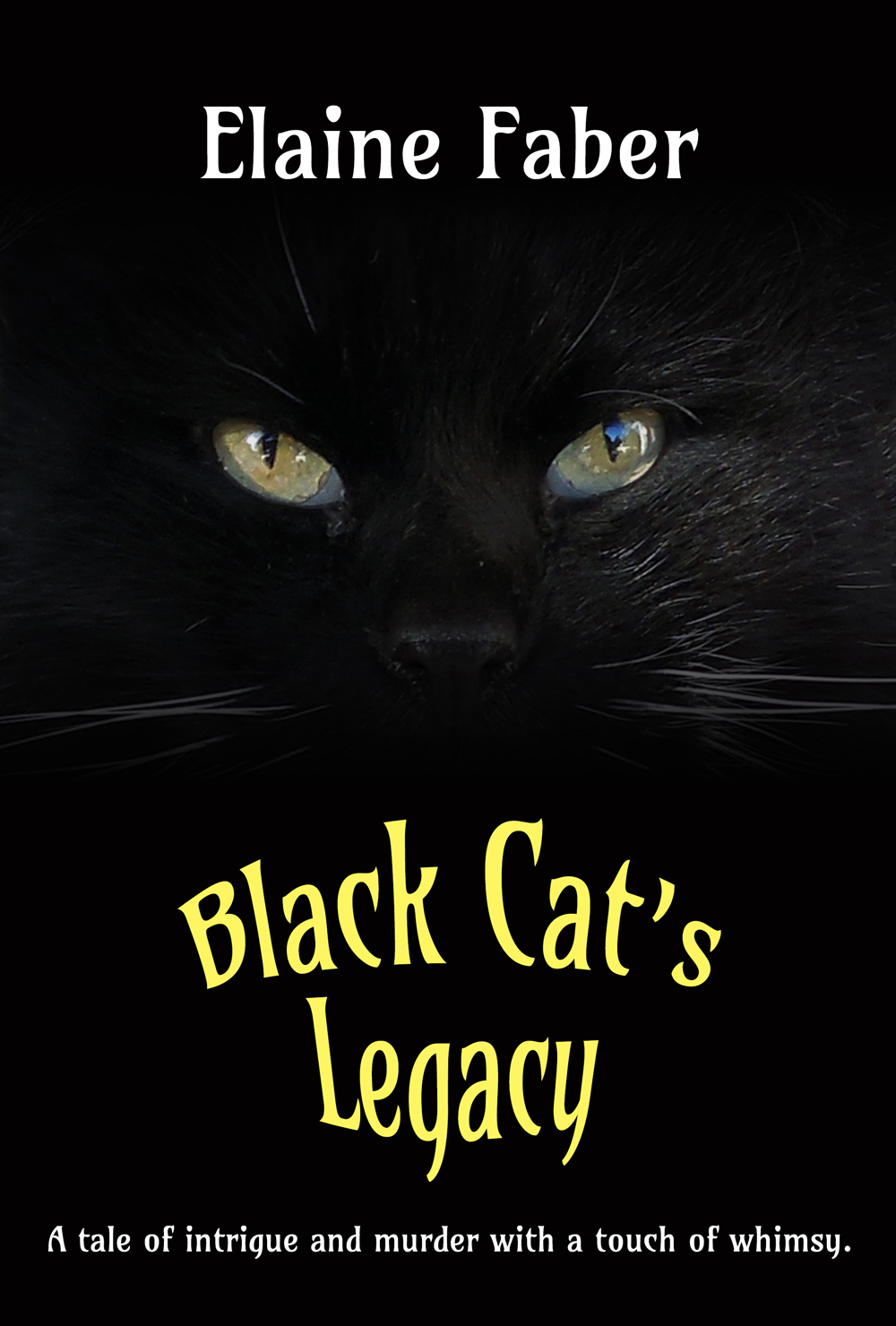 Black Cat's Legacy by Elaine Faber