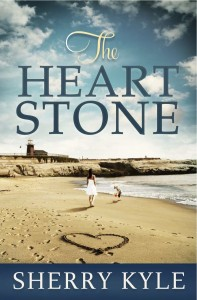 Sherry Kyle - TheHeartStone - Book Cover 2013